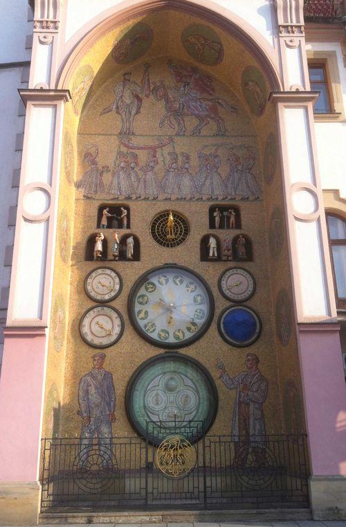 Olomouc Clock