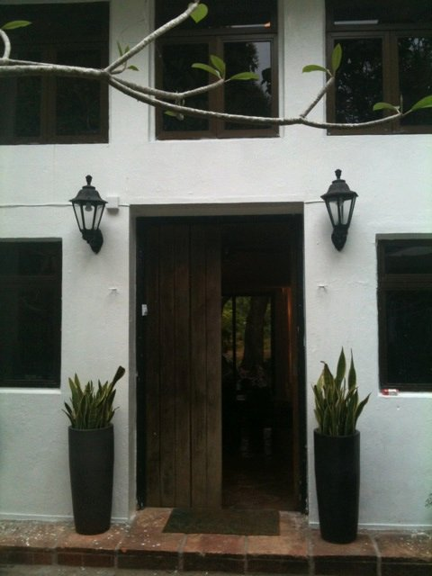 The Front Doorway