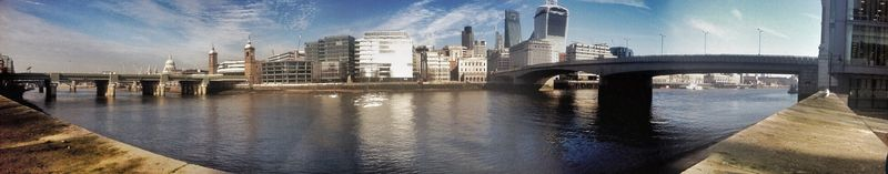 River Thames at Bankside