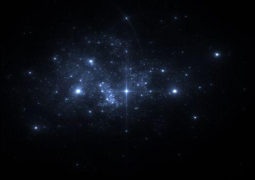 Stars by Pauline Moss