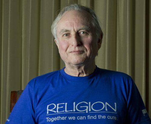 Dawkins Religion Shirt