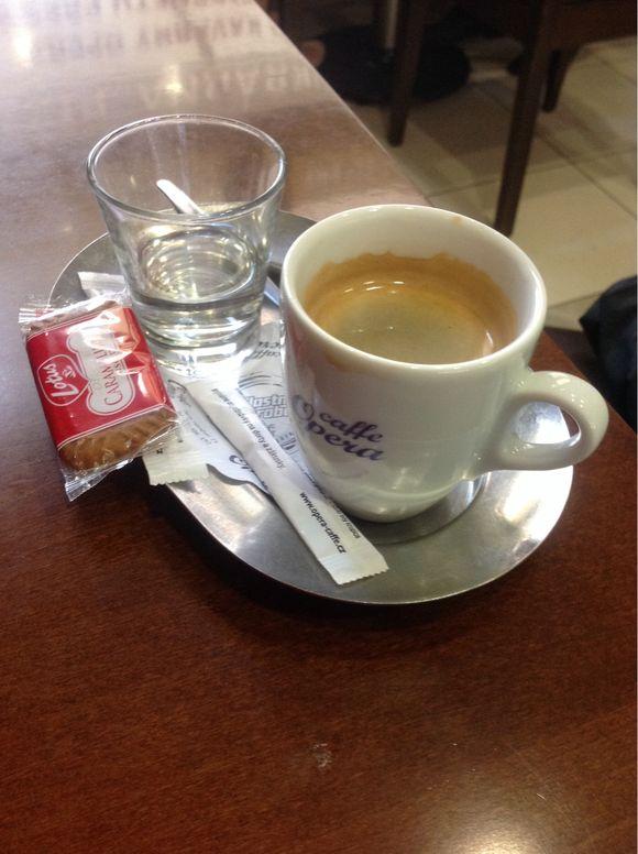Americano Coffee