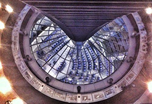 Bundestag and Chamber