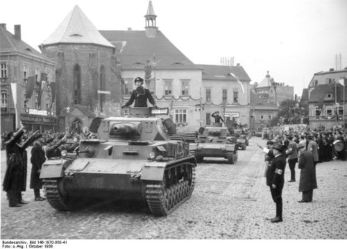 Panzer in Czech