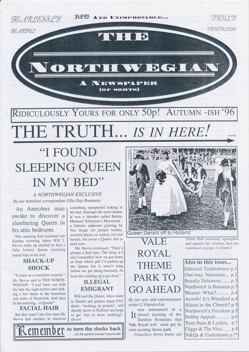 Northwegian 1