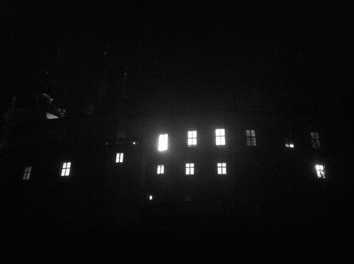 Castle Light BW