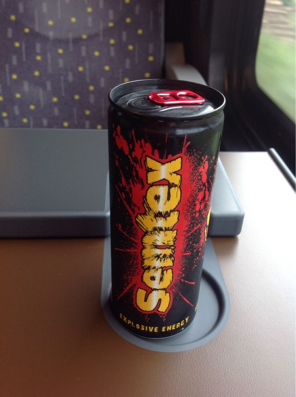 Buying Semtex on the Train