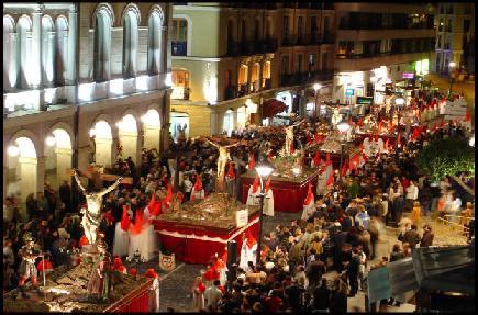 Valladolid Procession