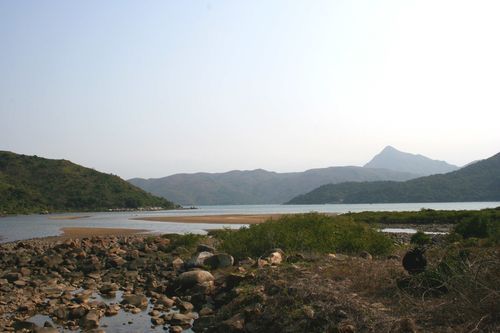 Sharp Peak From Tai Tan Wan