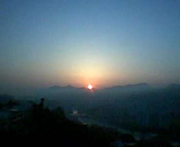 Shatin Sunrise 230504