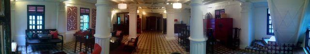Colonial 3 Interior