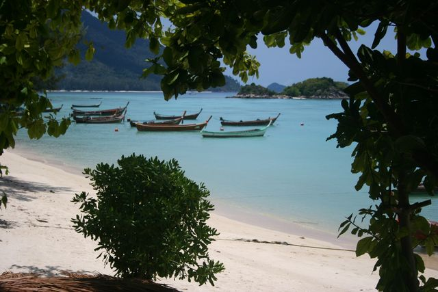 Koh Lipe at rush hour