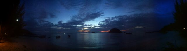 First Light Over Koh Lipe