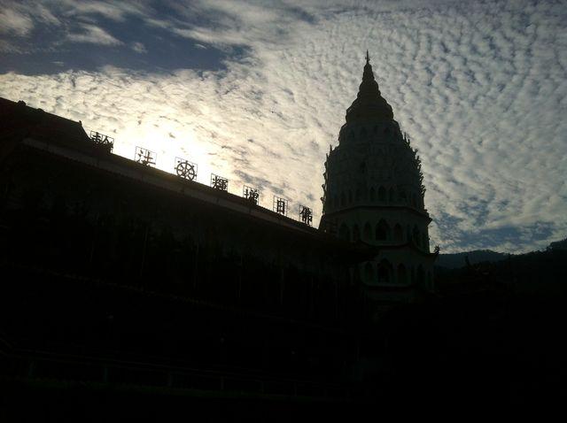 Kek Lok Si Pagoda Sky