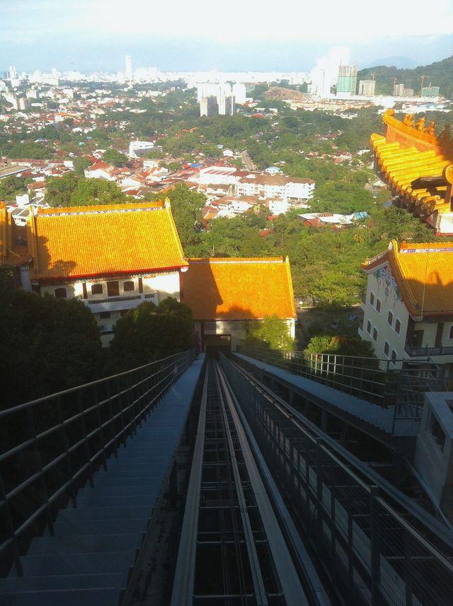 Kek Lok Si Temple Tram