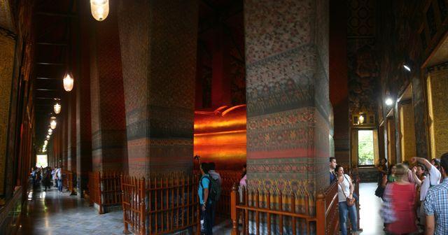 Wat Pho Panorama